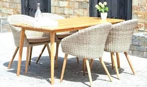 chaises salon de jardin table et chaise de jardin resine tressee chaise jardin resine