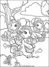 girly coloring pages pony barbie mermaid