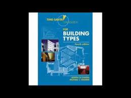 Time Saver Standards For Interior Design Download Time Saver Standards For Building Types Pdf Youtube