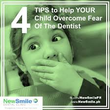 four tips to help your child overcome fear of visiting the dentist