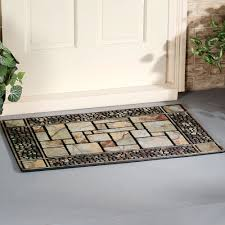 Long Doormats Outdoor And Patio Rugs Touch Of Class