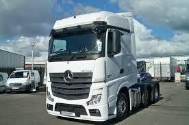 mercedes truck dealers uk mercedes actros 2545 bigspace roanza