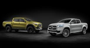the mercedes benz concept x class the mercedes benz among