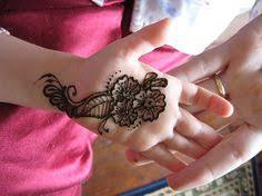Mehandi Designs For Baby Hands