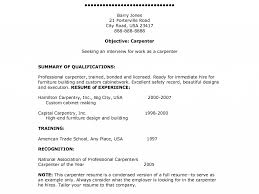 example objective in resume trendy inspiration ideas carpenter resume 16 carpenter resume download carpenter resume