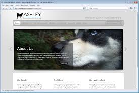 website development ashley engineering mito studios mito studios