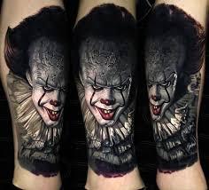 25 beautiful horror tattoos ideas on pinterest horror movie