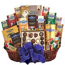 gift baskets ghirardelli ultimate indulgence gift basket gourmet gift baskets
