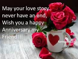 Wedding Message For A Friend The 25 Best Anniversary Wishes For Friends Ideas On Pinterest