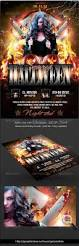 scary halloween flyer by grandelelo graphicriver