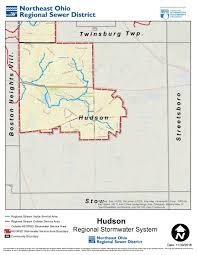 Map Program Northeast Ohio Regional Sewer District Hudson Oh Official Website