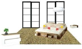 d馗oration japonaise chambre deco japonaise chambre chambre japonaise 2d panneau decor
