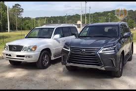 lexus lx for sale 2016 lexus lx 570 vs 2006 lexus lx 470 autotrader