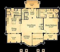 Live In Garage Plans by Log Home Floor Plans Archives Page 63 Of 137 Mywoodhome Com