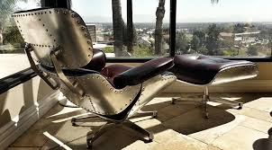 Aviator Armchair Aluminum Aviator Lounge Chair Really Cool Chairs