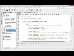 Ora 00942 Table Or View Does Not Exist Connect Netbeans Ide 8 0 To Oracle Step By Step Youtube