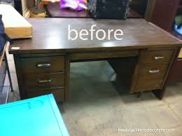 Desk Refinishing Ideas Captivating 10 Painted Office Furniture Design Ideas Of 27 Unique