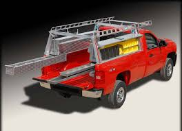 ford ranger ladder racks up truck ladder rack w truck tool boxes and drawers system