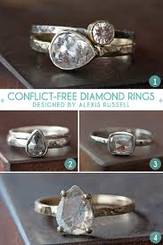 conflict free engagement rings conflict free diamond engagement rings sparta rings