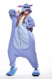 Stitch Halloween Costume Aliexpress Buy Cute Lilo U0026 Stitch Halloween Cartoon Pajamas