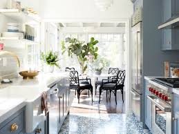 what is the best lighting for a galley kitchen small galley kitchen ideas design inspiration