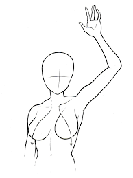 How To Draw Female Anatomy How To Draw Manga Bodies Part 1 U2013 Manga University Campus Store