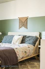 Mid Century Bedroom by Decluttered And Refreshed Guest Bedroom Bigger Than The Three Of Us