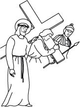 domestic church com fridge art family stations of the cross
