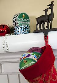 present duck duct ornaments for