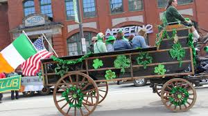 guide to cleveland u0027s 2017 st patrick u0027s day parade cbs cleveland