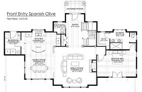 first floor in spanish spanish olive timber floor plan by timberbuilt