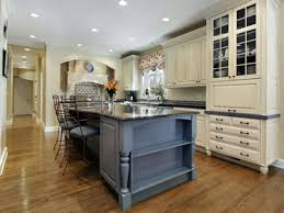 Kitchen Island With Table Kitchen Room Kitchen Color Schemes With Wood Cabinets Kitchen