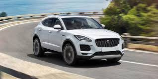 jaguar jeep 2018 jaguar e pace review carwow