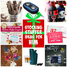Gift Ideas For Men by Stocking Stuffer Ideas For Him Under 10
