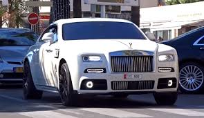 rolls royce mansory classy mansory rolls royce wraith in action