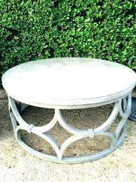round stone top coffee table round stone top coffee table croosle co