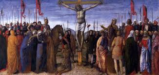 the crucifixion jacopo bellini wikiart org