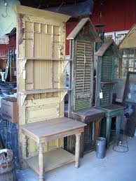 Bench Made From Old Dresser Dishfunctional Designs Upcycled New Ways With Old Window Shutters