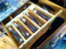 Wood Desk Drawer Organizer Tips Ikea Silverware Organizer Silverware Tray Expandable