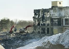 Chair Factory Falls Former Hershey Chocolate Factory Falls To Make Way For Downtown