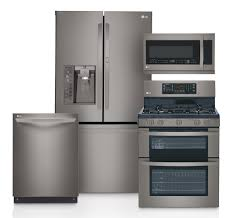 Black Kitchen Appliances by Departments Black Stainless Steel U0027s Luster Consumers Digest