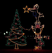 commercial animated christmas display u2013 temple display