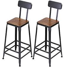 amazon com o u0026k furniture 30 inch counter height stool chairs