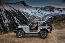 jeep wrangler 4 door silver more 2018 wrangler jl colors coming nacho mojito punk u0027n