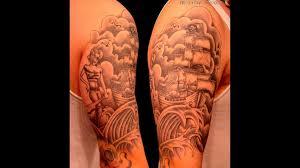 75 religious sleeve tattoos for spirit designs 75 religious sleeve