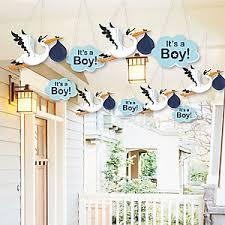 stork baby shower decorations boy special delivery baby shower theme bigdotofhappiness