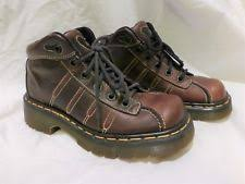 womens ankle boots uk size 9 womens dr martens brown 100 leather ankle boots uk size 5 ex
