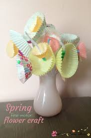 133 best flower crafts images on pinterest spring crafts for
