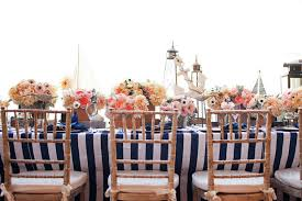 nautical weddings beautiful chic nautical wedding inspiration
