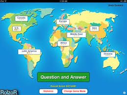 map without country names tapquiz maps world edition on the app store